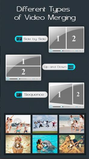 video merger app - video merger