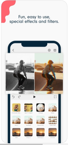 video merger app - filmora
