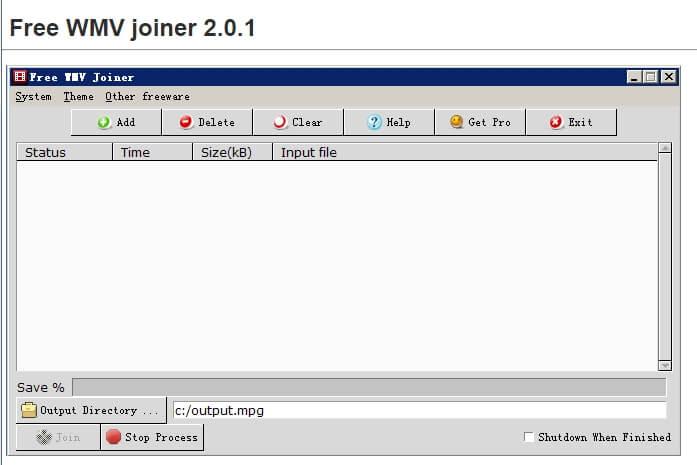 free wmv merger - Free WMV Joiner