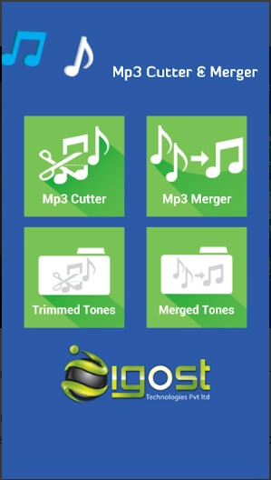 audio fusion app - MP3 Cutter & Fusion