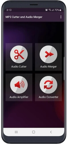 audio merger app - MP3 Cutter and Audio Merger