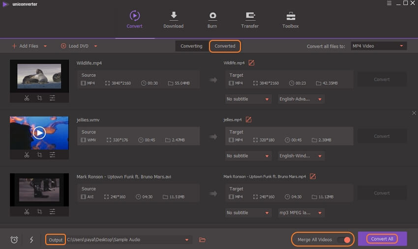 merge videos with iMovie alternative