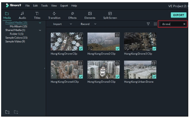 video editors for beginners - Filmora