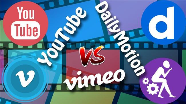 vimeo dailymotion