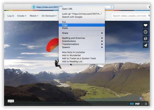 vimeo in mp3-konverter installieren