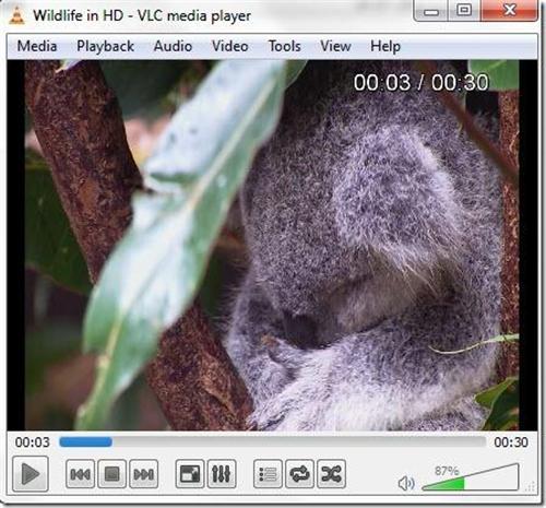 vlc Tastenkombination, Die Audio-/Videoeffekte in VLC anpassen