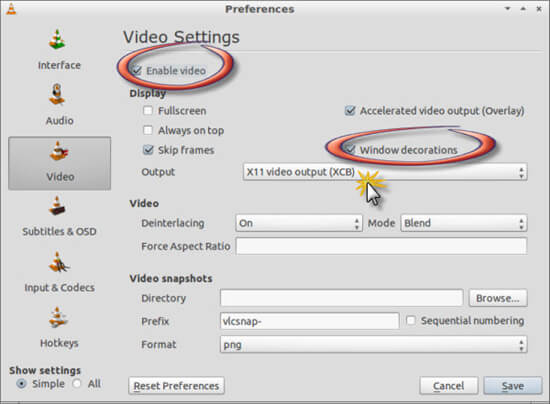 Solution on MP4 Video Not Playing on VLC Player
