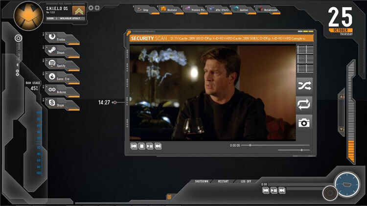 10 Highly Recommended VLC Skins You Must Know