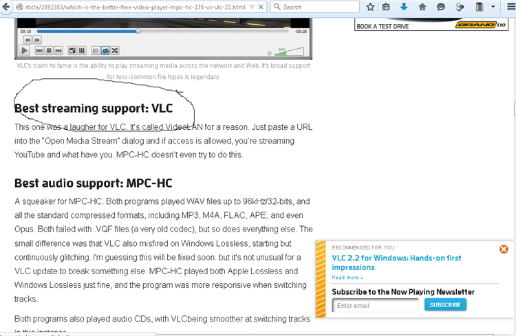 MPC vs VLC Media Player, Which One is Better