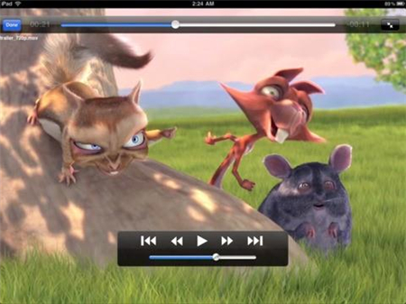 vlc alternative for ipad