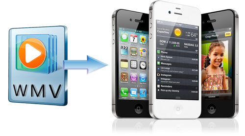 convertir WMV pour l'iPhone