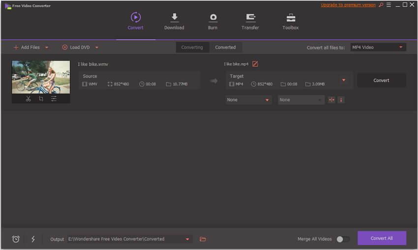 free windows movie maker to mp4 converter