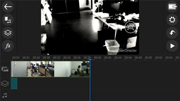 Editor de Vídeo PowerDirector