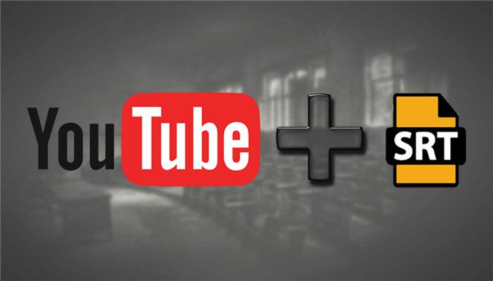 youtube srt