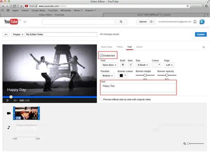 software de edição de vídeo para o youtube grátis
