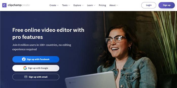 editor de vídeo do youtube online grátis