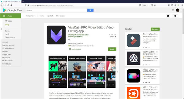 youtube video maker app