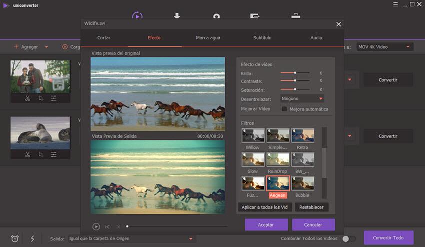 edita y personaliza el video