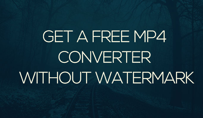 Get A Free MP4 Converter Without Watermark