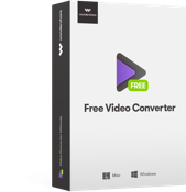 Wondershare Free Video Converter Box