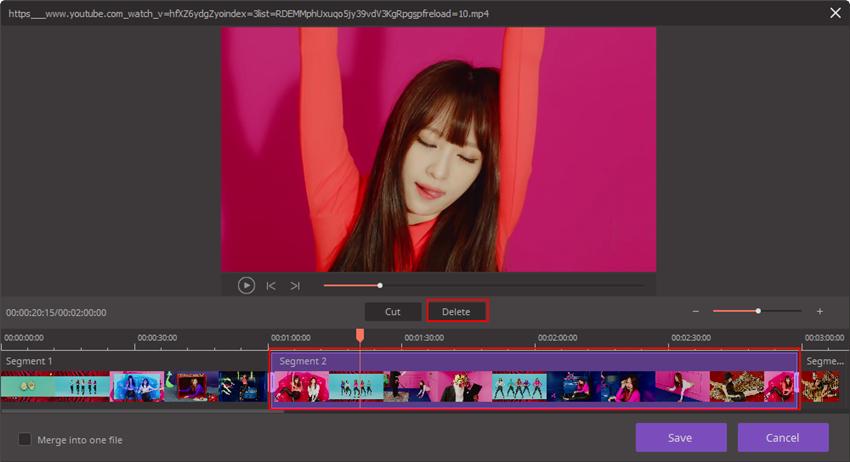 trim video