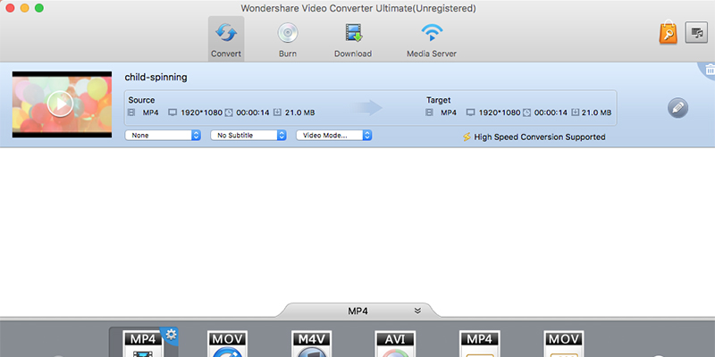 video-converter-ultimate-convert