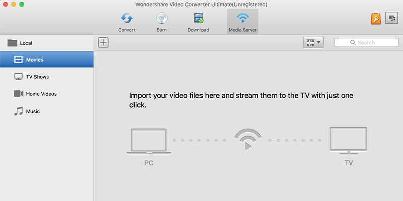 video-converter-ultimate-media-server