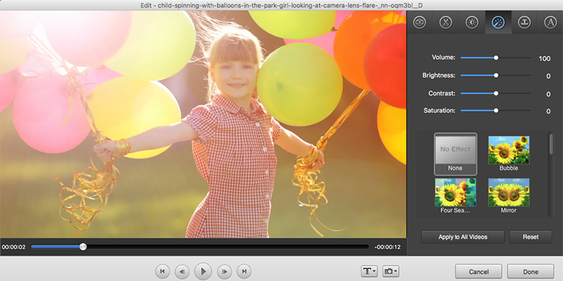 video-converter-ultimate-video-editing