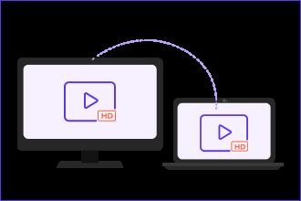 compress video courses