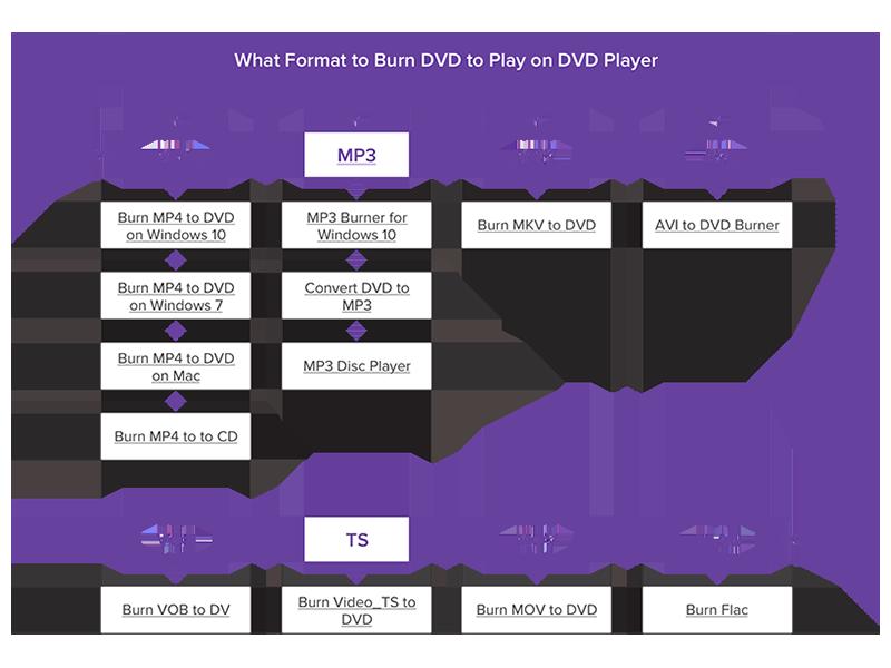 Formatos de Grabación de Video DVD - Todos los Formatos para grabar DVD