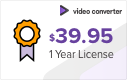 1 ano de licença do UniConverter (originally Wondershare Video Converter Ultimate)